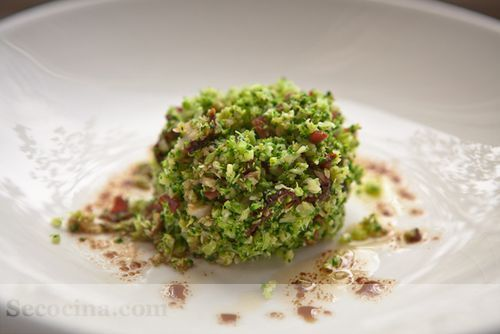 Cuscús de brócoli