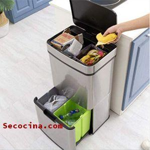 los mejores cubos de reciclar baratos