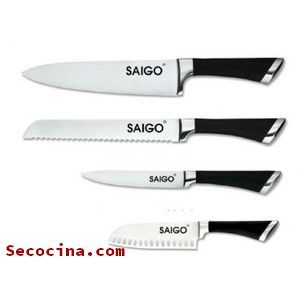 mejore cuchillos baratos