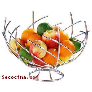 los mejores fruteros baratos