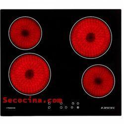 vitrocerámicas baratas y horno corbero