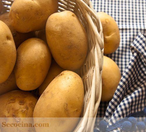 patatas cesta