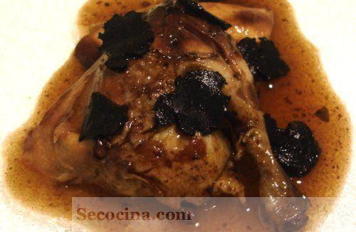 cocinar perdiz al estilo alcantara