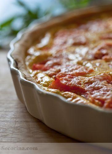 Quiche de tomate