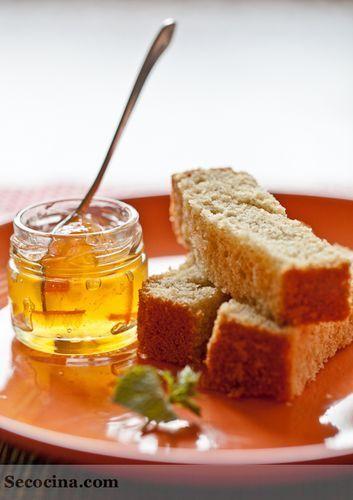 Bizcocho de cítricos con aceite de oliva