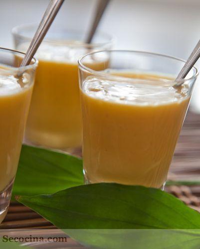 crema de mango