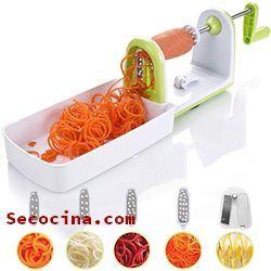 espiralizadores de verduras baratos