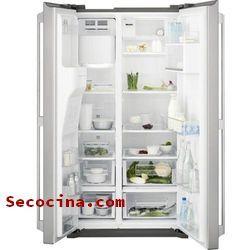 frigorificos americano 4 puertas baratos