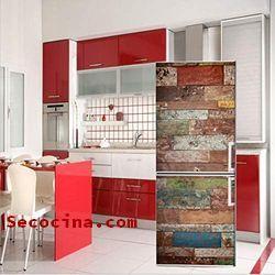 cerradura de congelador a prueba de herrumbre con 3M fuertes /… Cuadrado, Blanco LACKINGONE Cerradura de refrigerador cerradura de refrigerador con llaves