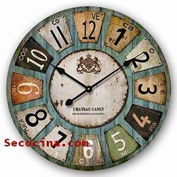 relojes de cocina antiguo baratos