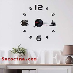relojes de cocina azul baratos