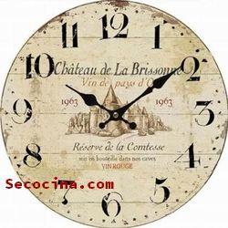 relojes de cocina con alarma baratos