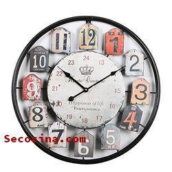 relojes de cocina con calendario baratos