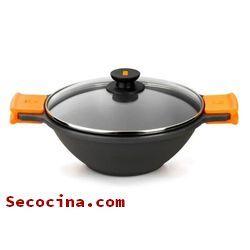 woks sarten baratos
