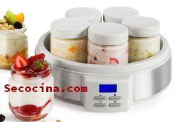 yogurteras quigg baratas